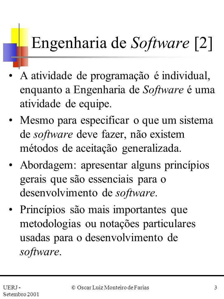 Engenharia de Software [2]